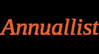 Annuallist logo