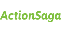 ActionSaga logo