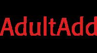 AdultAdd logo