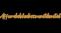 Affordablediscountdental logo