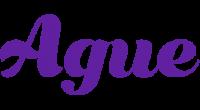 Ague logo