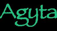 Agyta logo