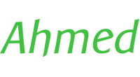 Ahmed logo