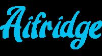 Aifridge logo