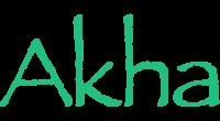 Akha logo
