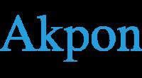 Akpon logo