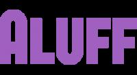 Aluff logo