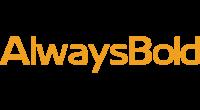 AlwaysBold logo