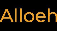Alloeh logo