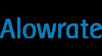 Alowrate logo