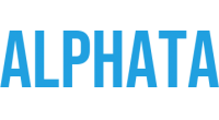 Alphata logo