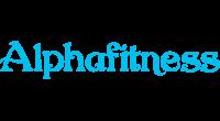 AlphaFitness logo