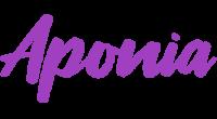 Aponia logo