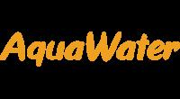 AquaWater logo