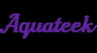 Aquateek logo