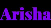 Arisha logo
