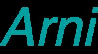 Arni logo