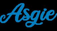 Asgie logo