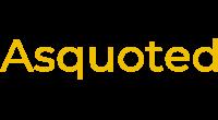 Asquoted logo