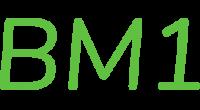 BM1 logo