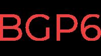 BGP6 logo