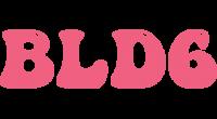 BLD6 logo