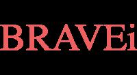 BRAVEi logo