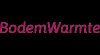 BodemWarmte logo