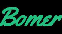 Bomer logo