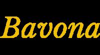 Bavona logo