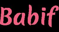Babif logo