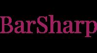BarSharp logo