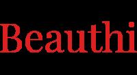 Beauthi logo