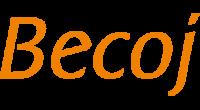 Becoj logo