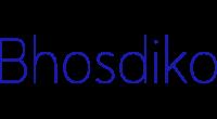 Bhosdiko logo