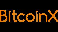 BitcoinX logo