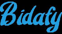 Bidafy logo