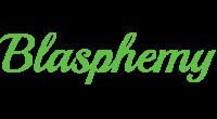 Blasphemy logo