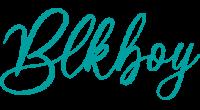Blkboy logo