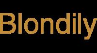 Blondily logo
