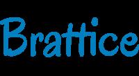 Brattice logo