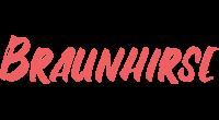 Braunhirse logo