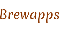 Brewapps logo
