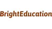 BrightEducation logo