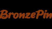 BronzePin logo