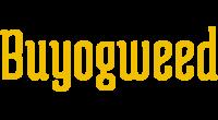 Buyogweed logo