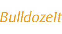 BulldozeIt logo