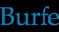 Burfe logo