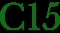 C15 logo