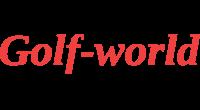 Golf-world logo